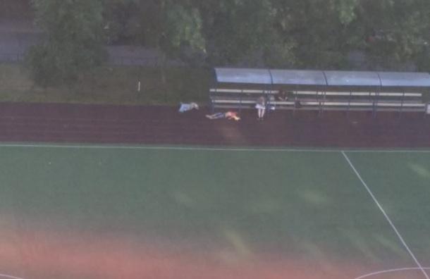 Два брата умерли настадионе напроспекте Авиастроителей