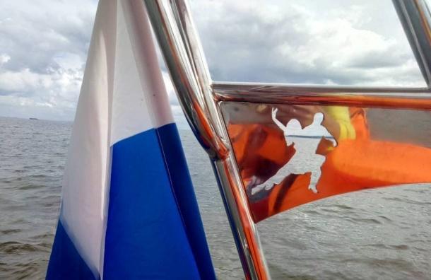 Петербургская океанская яхта отправляется вкругосветное путешествие