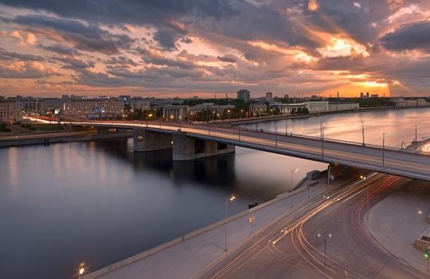 Володарский мост открыли надва дня раньше