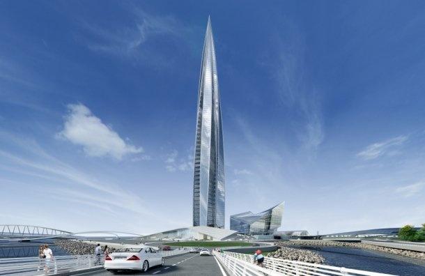 «Лахта центр» обошел постоимости самое высокое здание мира