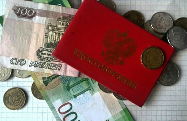 Петербуржцы выйдут наакцию против повышения пенсионного возраста