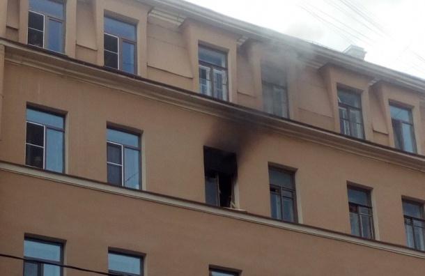 Хозяин квартиры наКонной погиб, спасаясь отогня