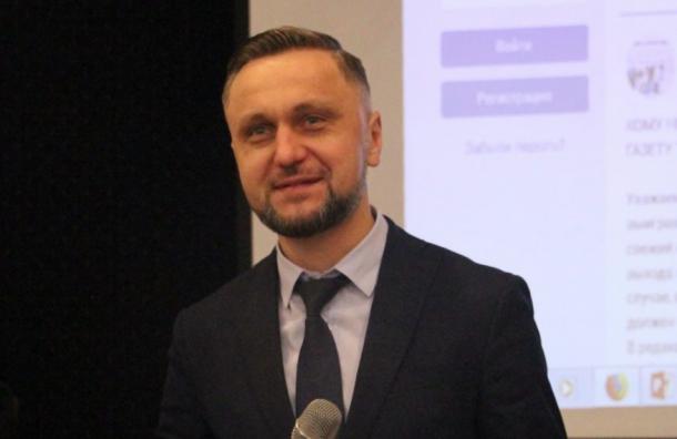 Зампред Комитета попечати Петербурга признался, что онрептилоид