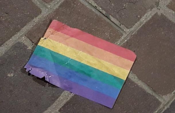 ЛГБТ-активистам назначили крупные штрафы заакцию вПетербурге