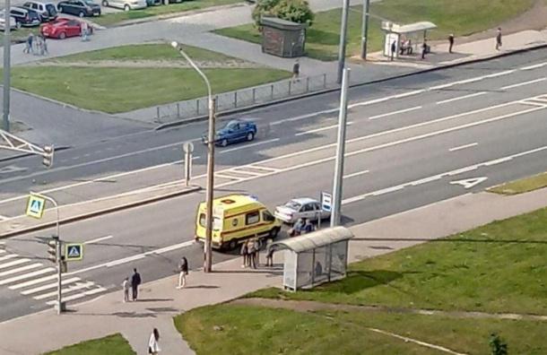 НаЛенинском сбили юного велосипедиста