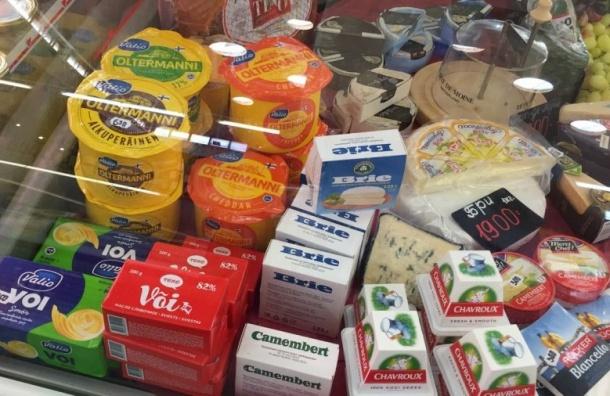 Россельхознадзор уничтожил вПетербурге 112кг«санкционки» изЕС