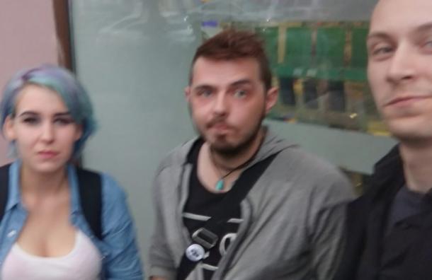 Двух ЛГБТ-активистов задержали вПетербурге