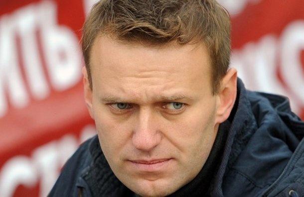 Навального арестовали на30 суток