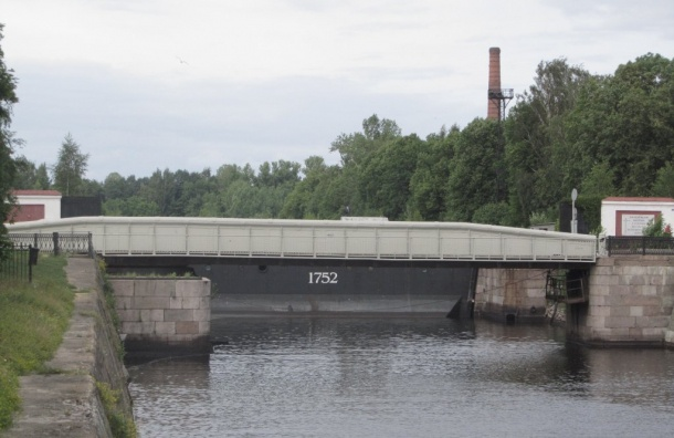 Доковый мост закроют нагод, Введенский канал— на9 дней