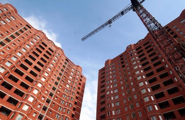 Темпы жилого строительства вПетербурге бьют исторические рекорды