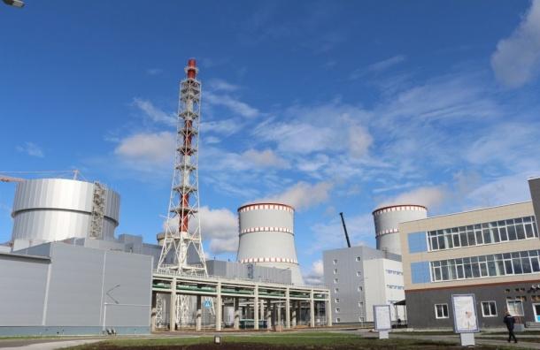 Испытания энергоблока нового поколения завершились наЛАЭС
