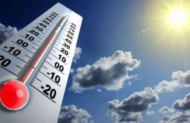 Летом Петербург установил 118 температурных рекордов