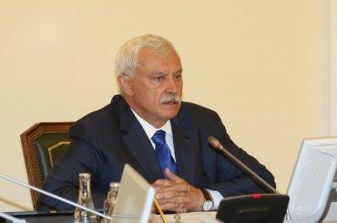 Полтавченко после отпуска встретится ссенатором США