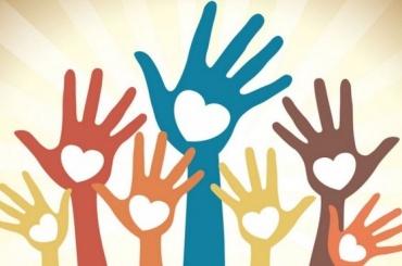 Петербургских волонтеров наградят специальными знаками отличия