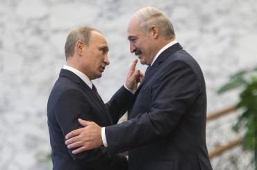 Лукашенко рассказал облизких отношениях сПутиным