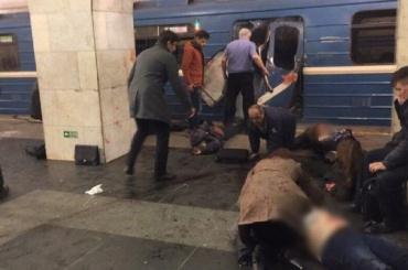 Продление ареста обвиняемым вовзрыве вметро признали законным