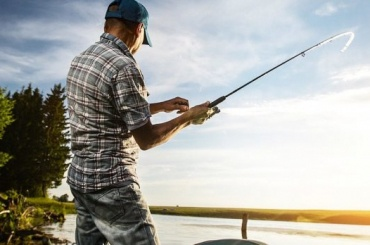 Петербург вошел вдесятку городов— любителей рыбалки