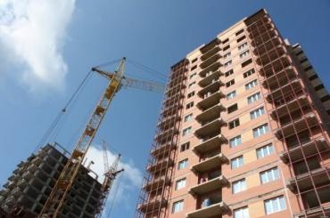 Строительство жилья растет вПетербурге
