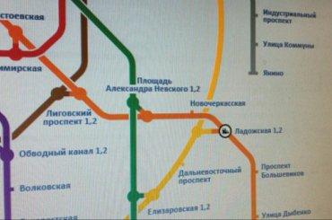 Землю для метро «Янино» начнут резервировать осенью