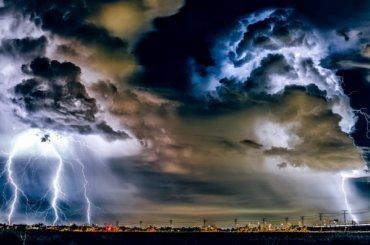 Сильные дожди игрозы придут вЛенобласть на2 дня