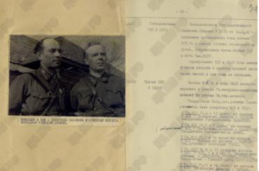 Минобороны показало секретные документы осоздании ВДВ