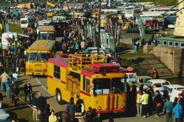 Международный фестиваль ретротехники «Фортуна» вКронштадте состоится 8−9сентября