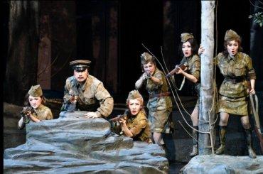 Оперу «Азори здесь тихие» споют накитайском вМариинке