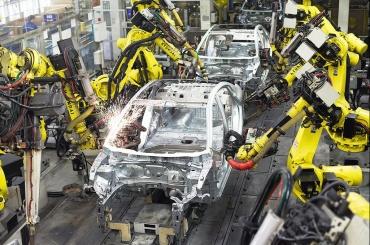 Производство автомобилей вПетербурге растет