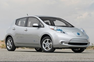 Лишь 3 процента электромобилей вРоссии зарегистрированы вПетербурге