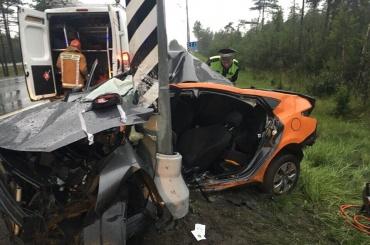 Водитель «Делимобиля» устроил смертельное ДТП