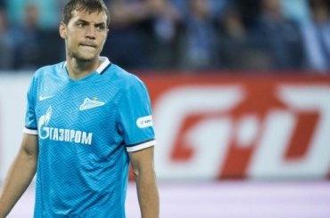 Дзюба неполетел с«Зенитом» наигру против минского «Динамо»
