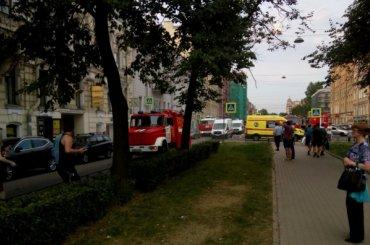 Взрыв произошел вдоме около «Технологического института»