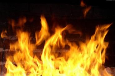 Автомойка сгорела наВасильевском