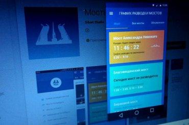 «Мосты Петербурга» возглавили топ рейтинга Рунета