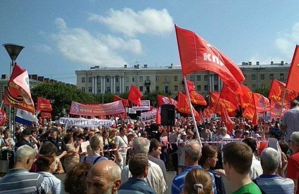 Ходунова: «Мынеможем бросать людей под дубинки»
