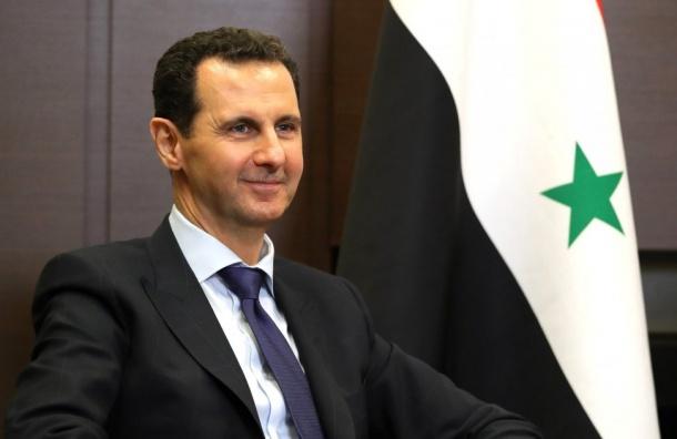 Асад выразил соболезнования Путину спустя два дня после крушения Ил-20