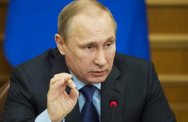 Путин призвал убрать все карьерные ограничения для женщин