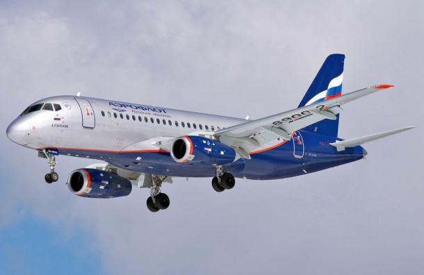 Аэрофлот получил пятидесятый самолет Superjet 100