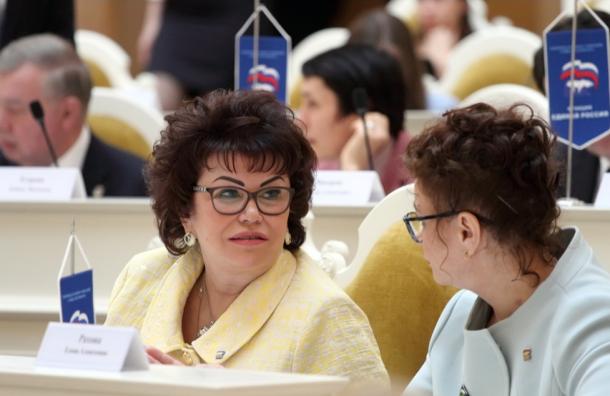 Голосовавшая запенсионную реформу депутат ЗакСа прокомментировала митинг 9сентября