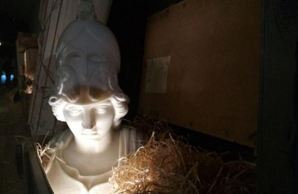ВПетербурге проходит музейно-театральный проект «Хранить вечно»