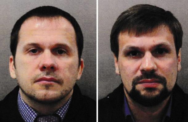 Лондон сообщил отретьем подозреваемом вотравлении Скрипалей