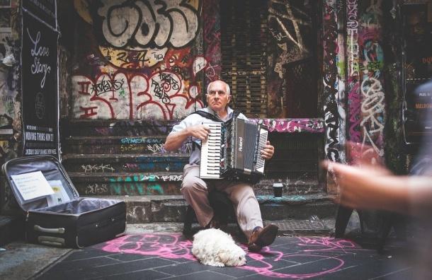 Уличные концерты вПетербурге могут ограничить правилами