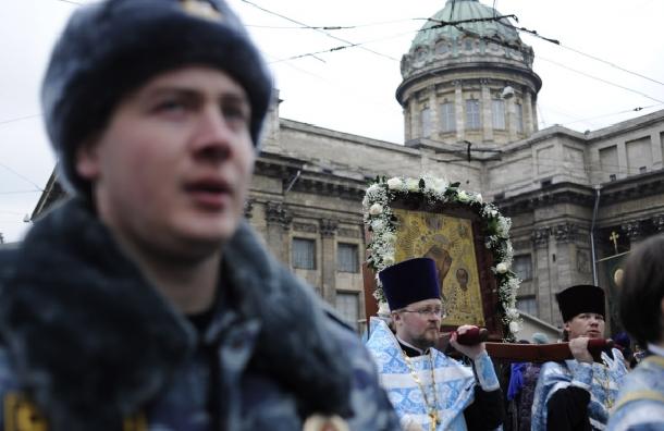 РПЦ «ударит» крестным ходом поСША