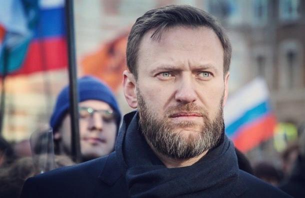 Мосгорсуд признал законным арест Навального на30 суток
