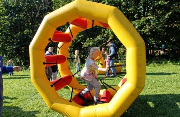 Вкронштадтском форту «Константин» состоится фестиваль семейного отдыха «Дети напланете»