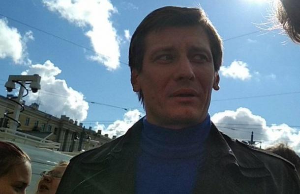 Гудков: Полтавченко хочет жестких разгонов митингов