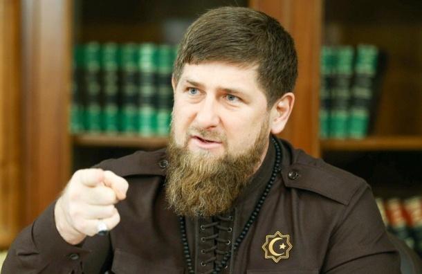 Кадыров пояснил, почему Навальный невыйдет набой скомандущим Росгвардией