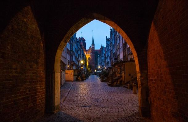 Гданьск— польская мечта