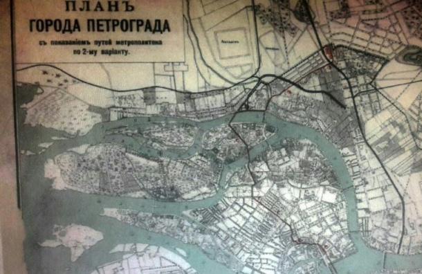 Метрополитен рассказал, сколько денег власти дали напервый проект метро