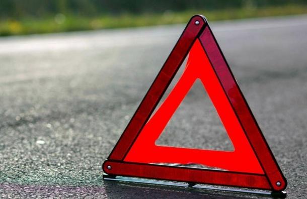 Три человека пострадали вДТП натрассе «Кола»